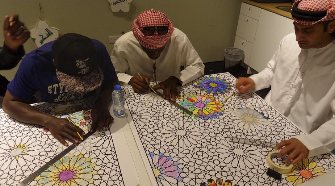 """""""زايد للثقافة الإسلامية """" تنفذ 12 دورة للمهتدين الجدد خلال النصف الأول . 2"""