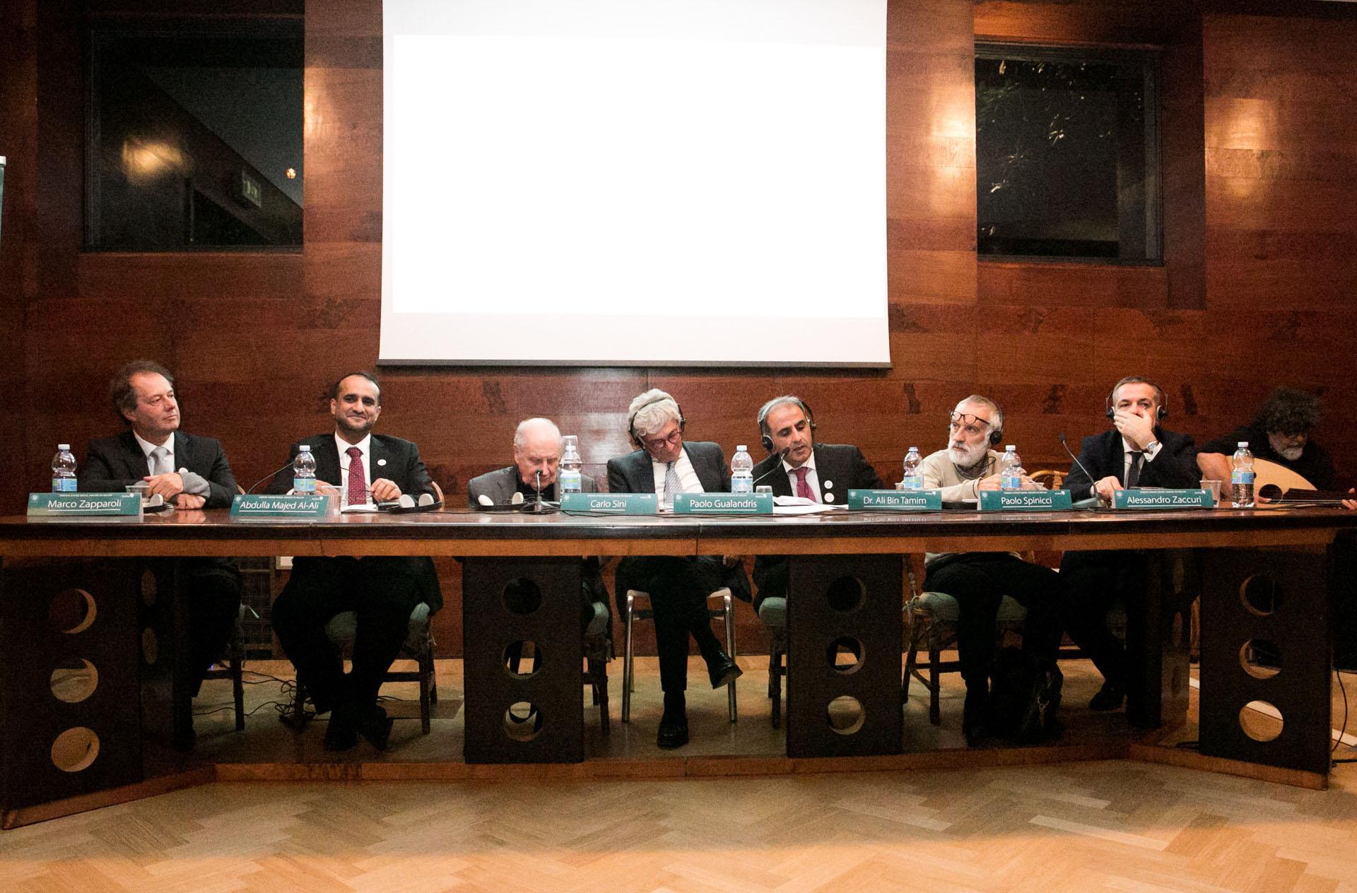 Sheikh Zayed Book Award Holds Cultural Seminar in Milan 3