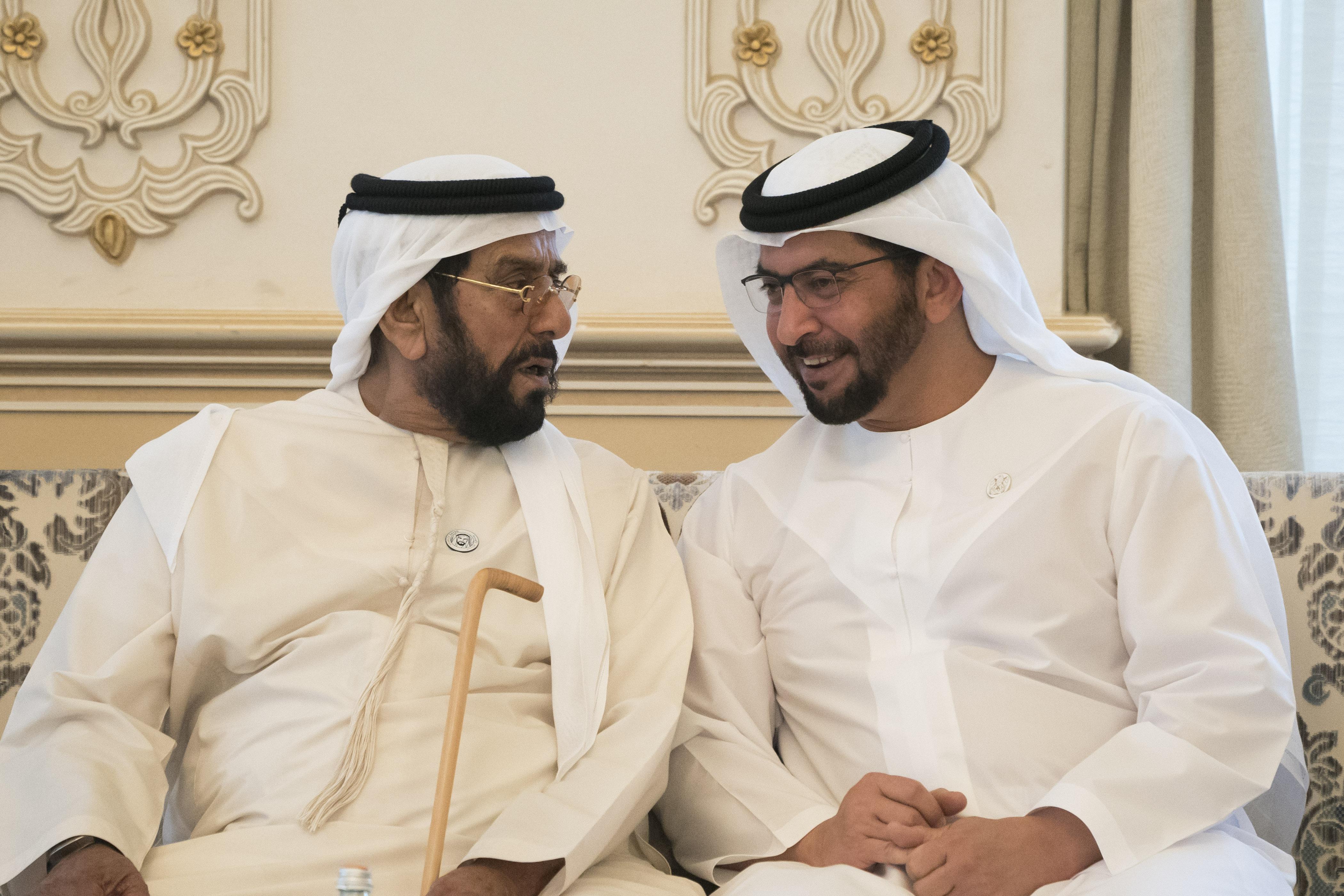 محمد بن زايد يستقبل الأمير أندرو دوق يورك 5