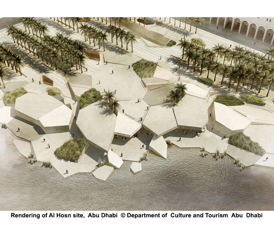 al hosn cultural site grand opening 7th december