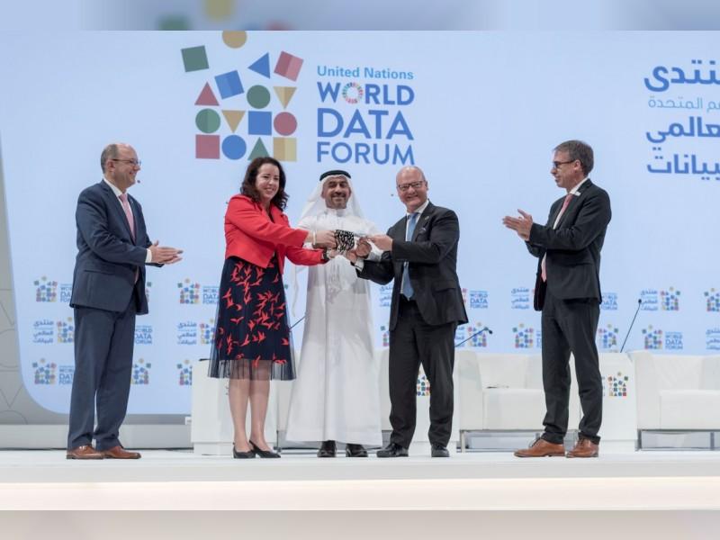 Emirates News Agency - UN World Data Forum 2018 launches