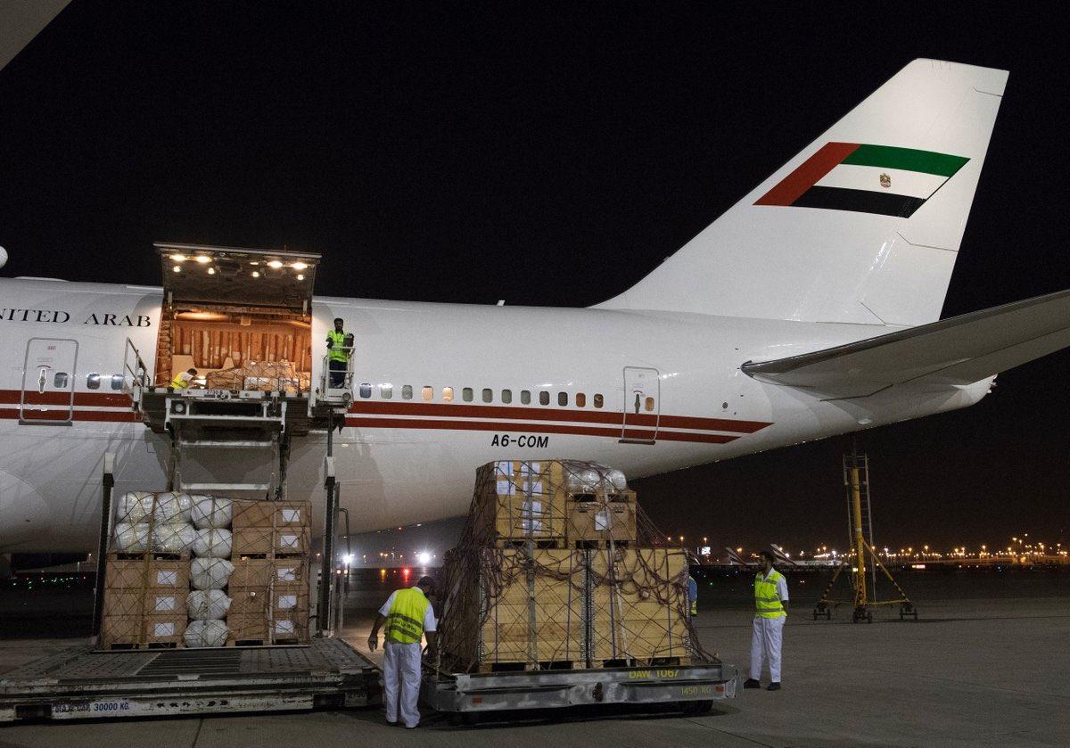 mohammed bin rashid orders emergency airlift to help victims of flooding in jordan 3