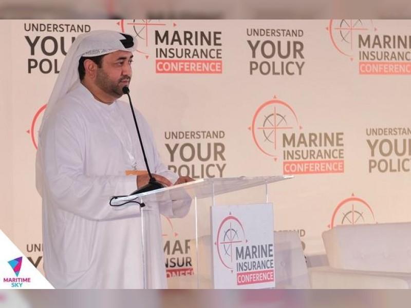 Emirates News Agency - Dubai Marine Insurance Conference