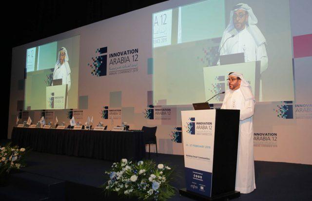 dhahi khalfan inaugurates 'innovation arabia 12'  3
