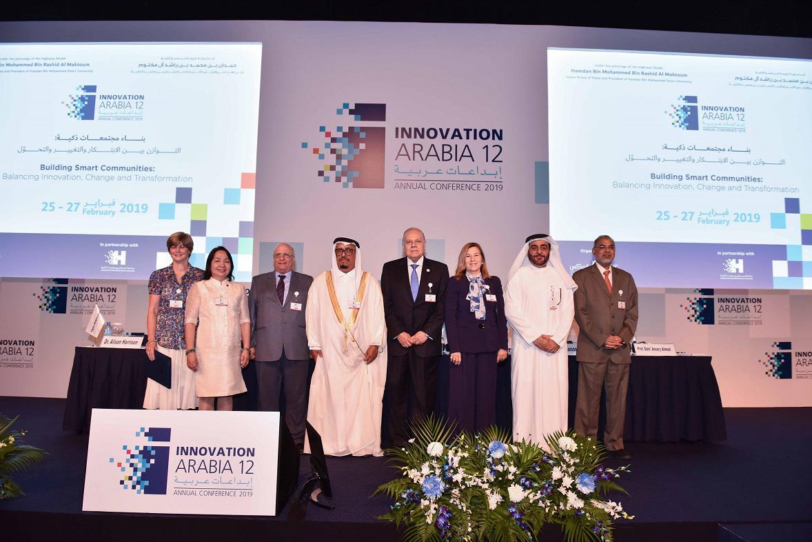 dhahi khalfan inaugurates 'innovation arabia 12' 1