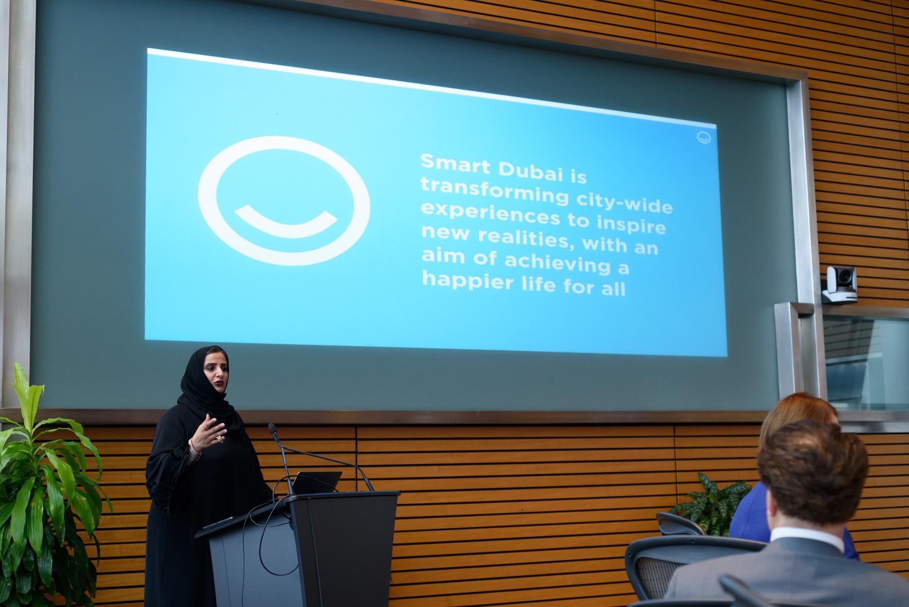 smart dubai showcases emirate's digital transformation journey in washington 2