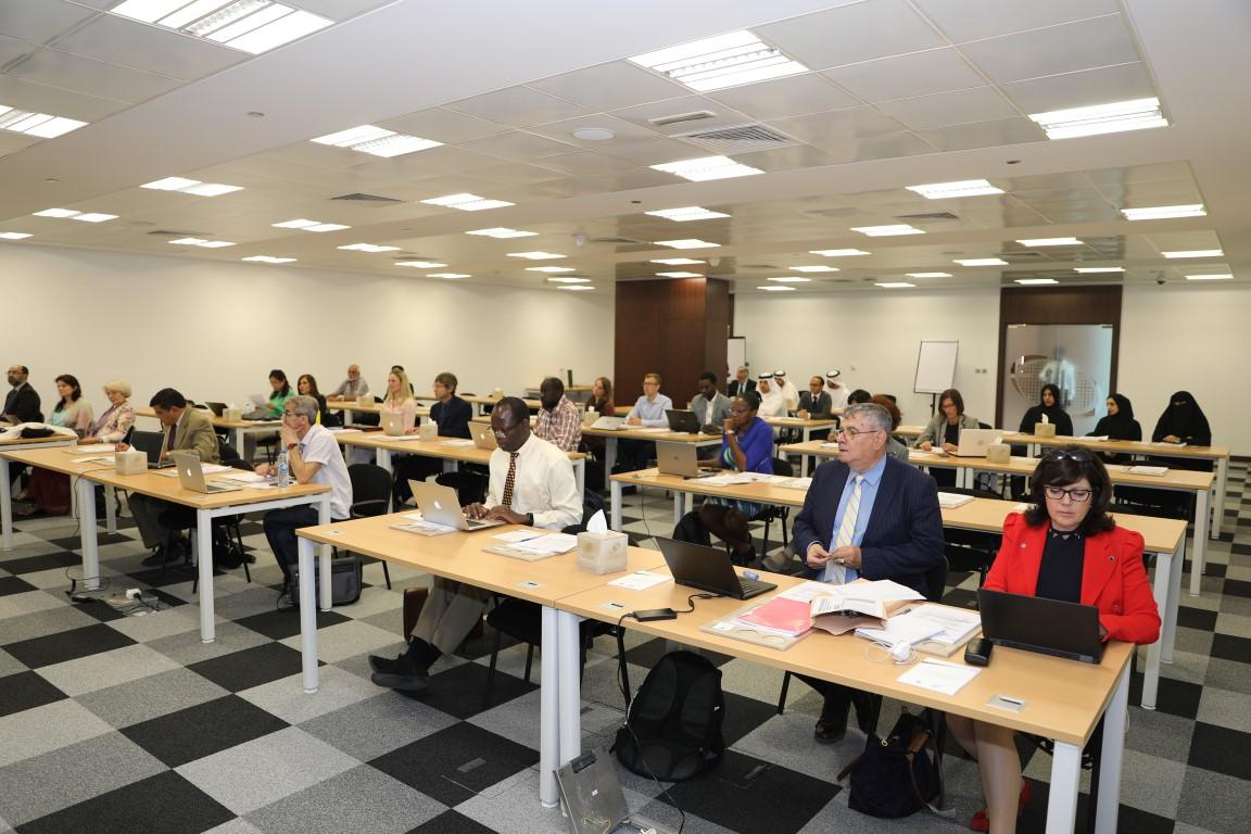 abu dhabi hosts wmo climate committee meeting 2