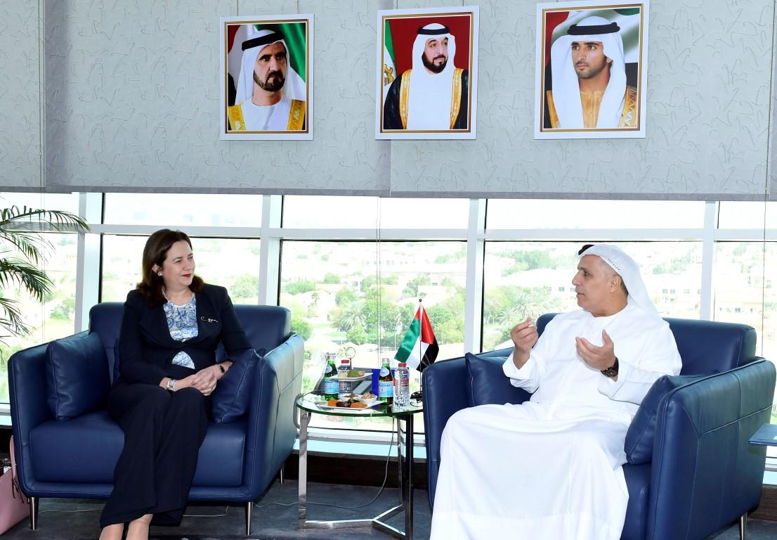 طرق دبي تبحث مجالات التعاون مع ولاية كوينزلاند الأسترالية