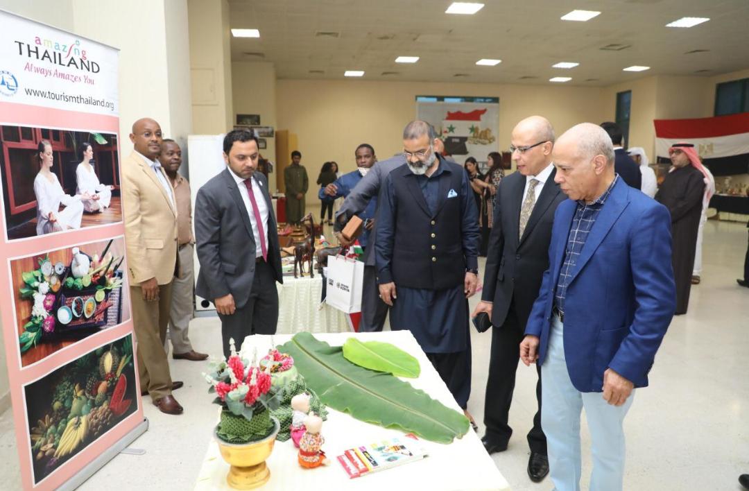 أكاديمية الشيخ زايد الدولية فى باكستان تحتفل بيومها العالمي