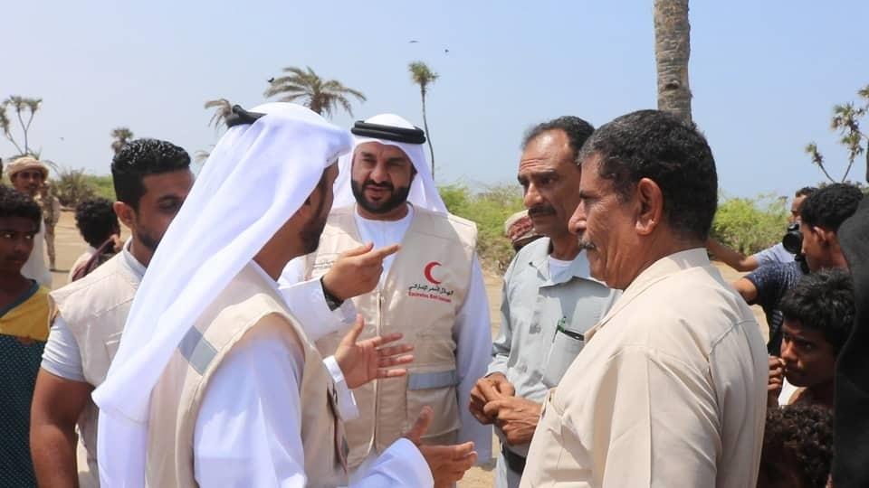 الإمارات تدشن مركزا للإنزال السمكي يخدم أكثر من  10 الاف صياد في اليمن