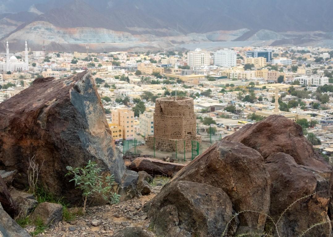 خورفكان تعيد إحياء معالمها التاريخية