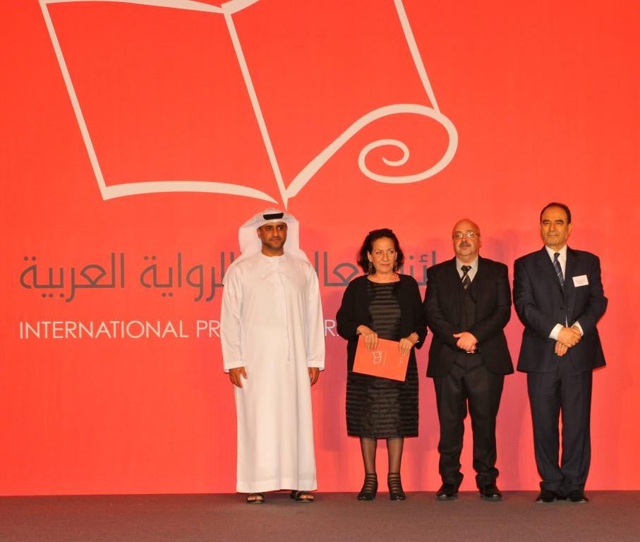 """""""بريد الليل"""" تفوز بالجائزة العالمية للرواية العربية 2019"""
