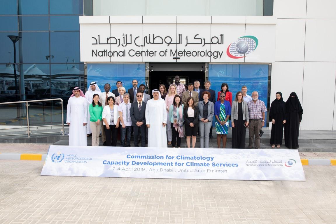 abu dhabi hosts wmo climate committee meeting 1