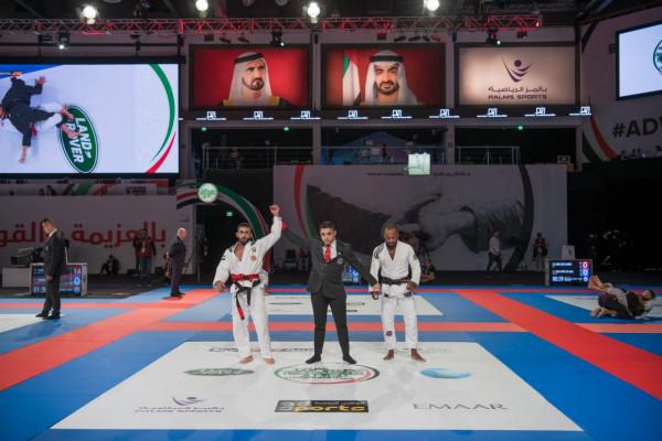 وكالة أنباء الإمارات الجوجيتسو 7 أيام تروي حكاية إنجاز