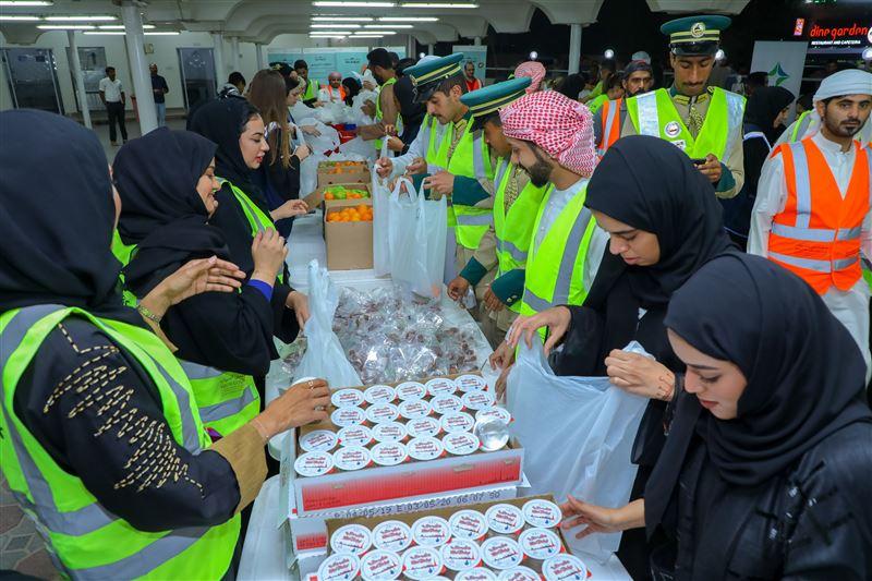 suqia volunteers participate in 'their suhoor is on us' initiative 1