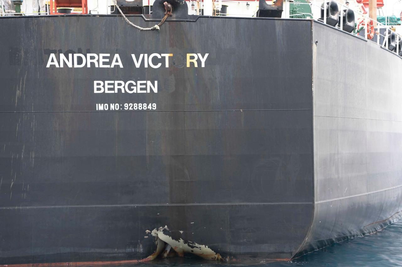وام العمل في ميناء الفجيرة يسير بشكل طبيعي. 2