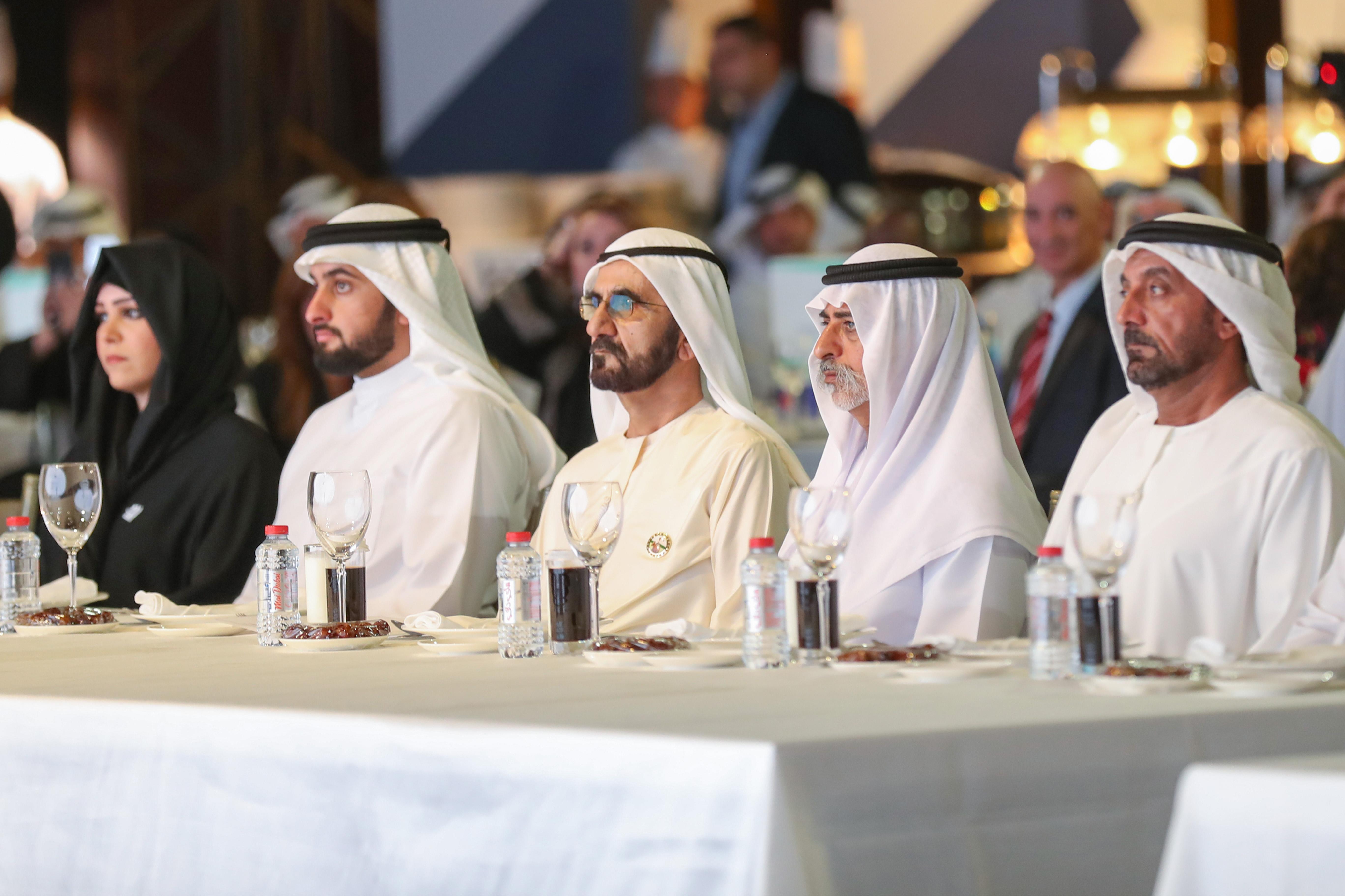 نائب رئيس الدولة يترأس اجتماع مجلس أمناء مؤسسة مبادرات محمد بن راشد آل مكتوم العالمية ويطلق تقرير الأعمال السنوي