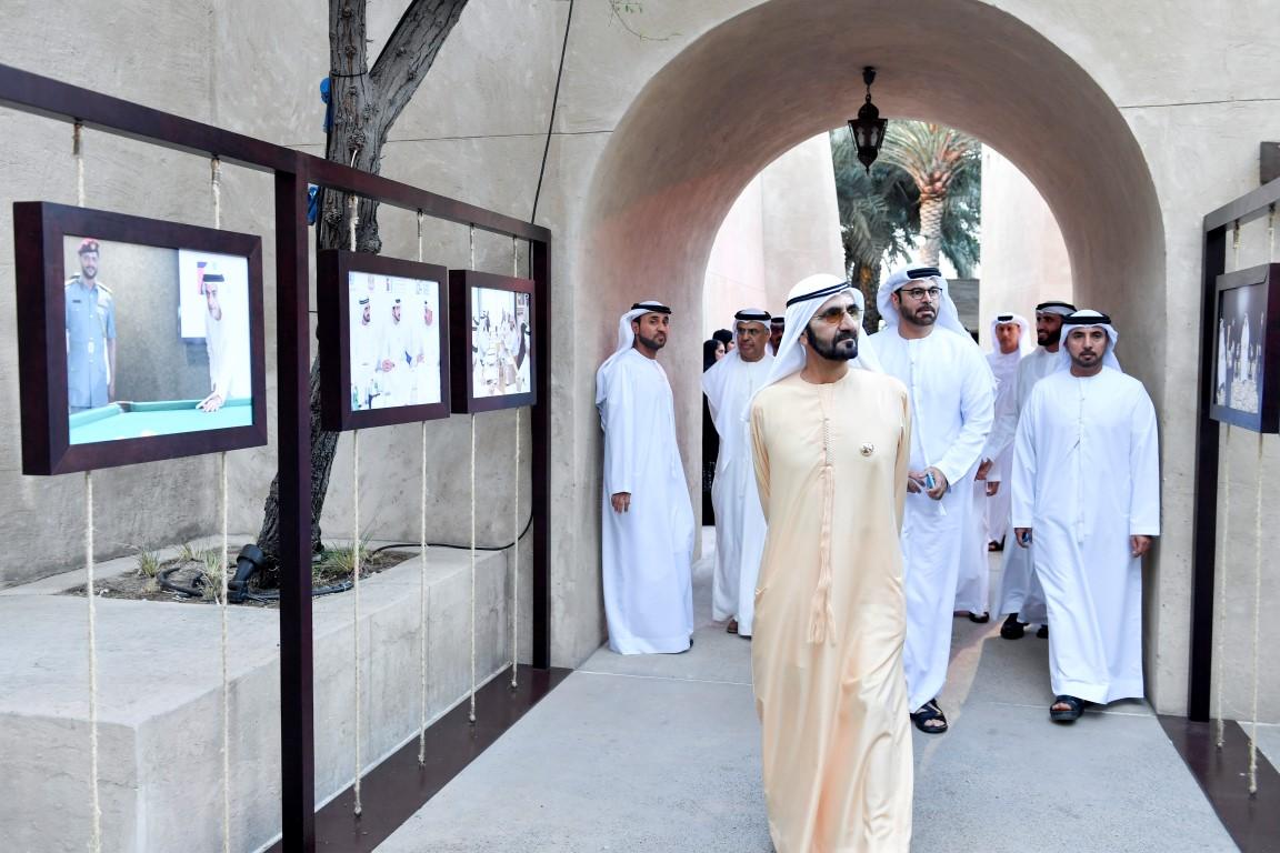 محمد بن راشد: التنافسية اليوم جزء لا يتجزأ من منظومة العمل الحكومي في الإمارات