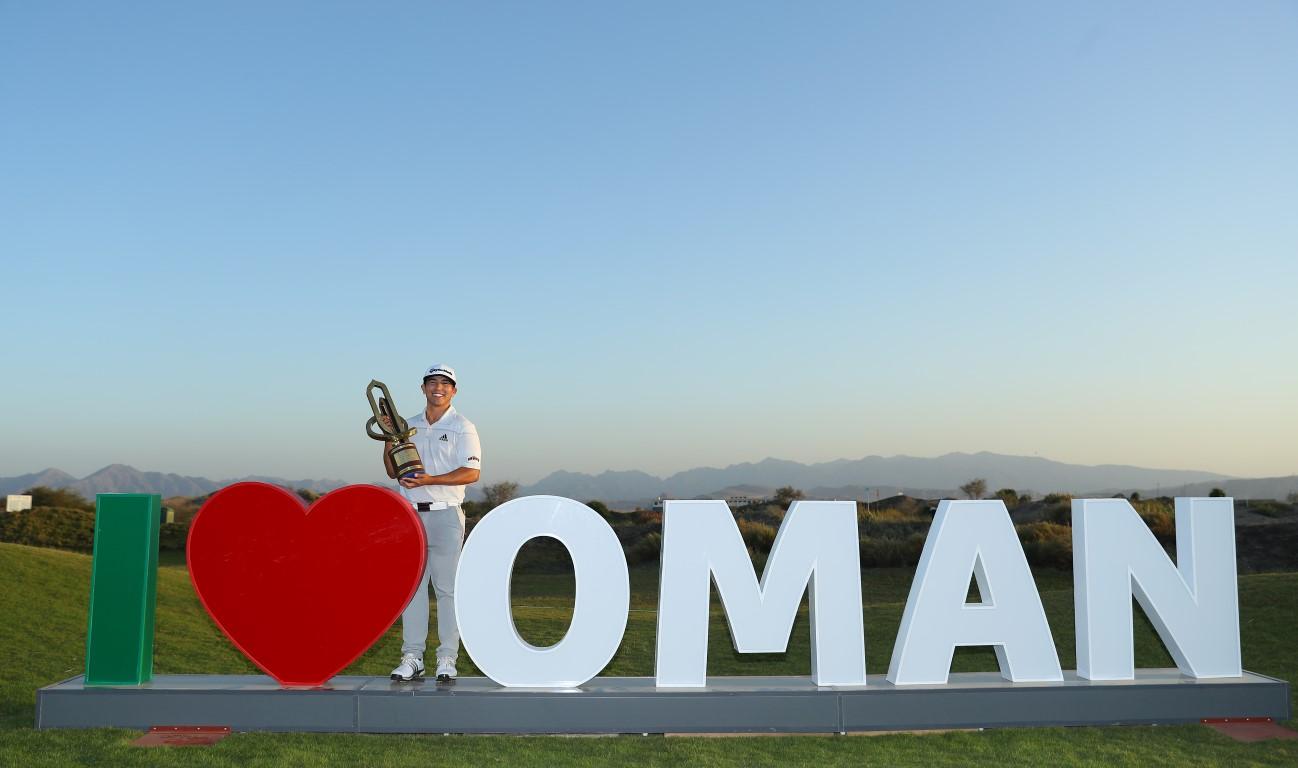 """بطولة عمان المفتوحة تضمن مكانها في """"السباق إلى دبي"""""""
