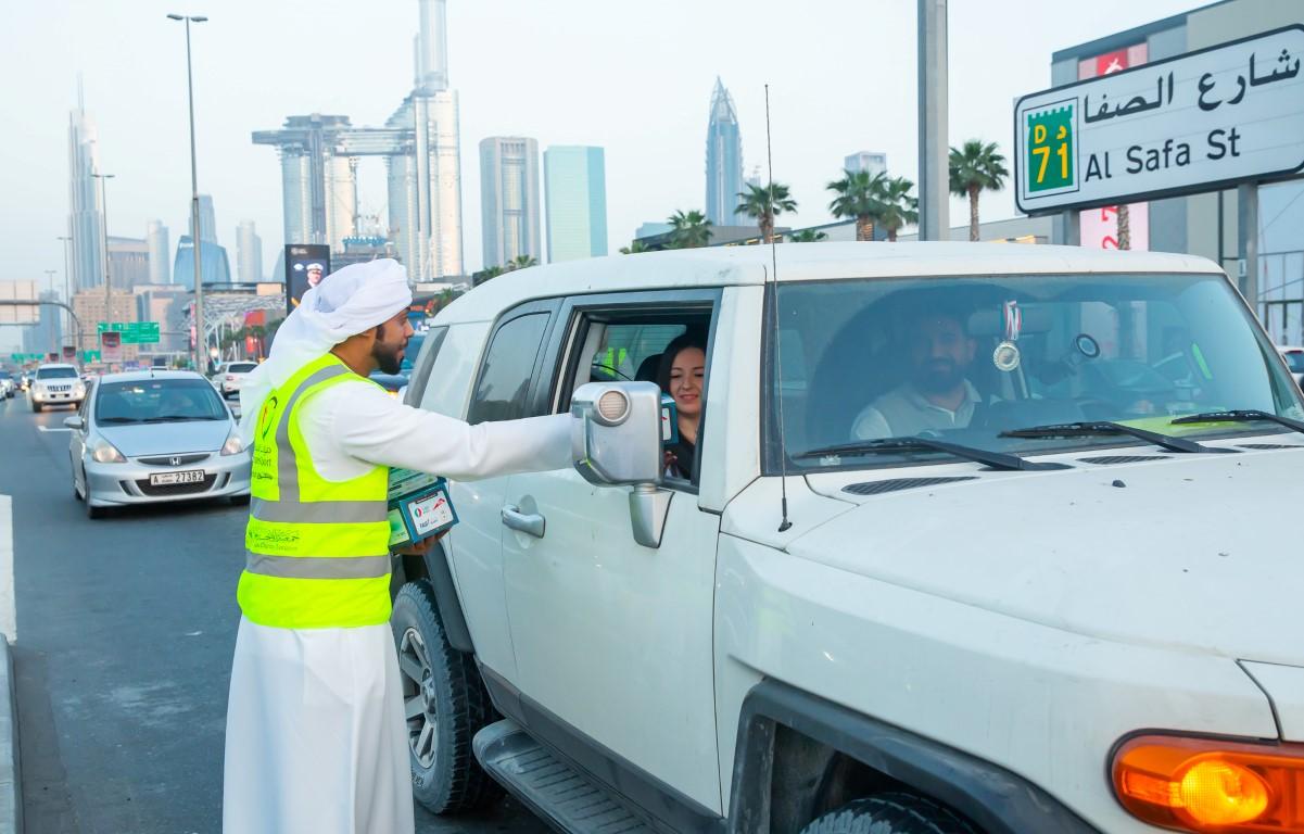 """مواصلات الإمارات تدعم حملة """"رمضان أمان"""""""