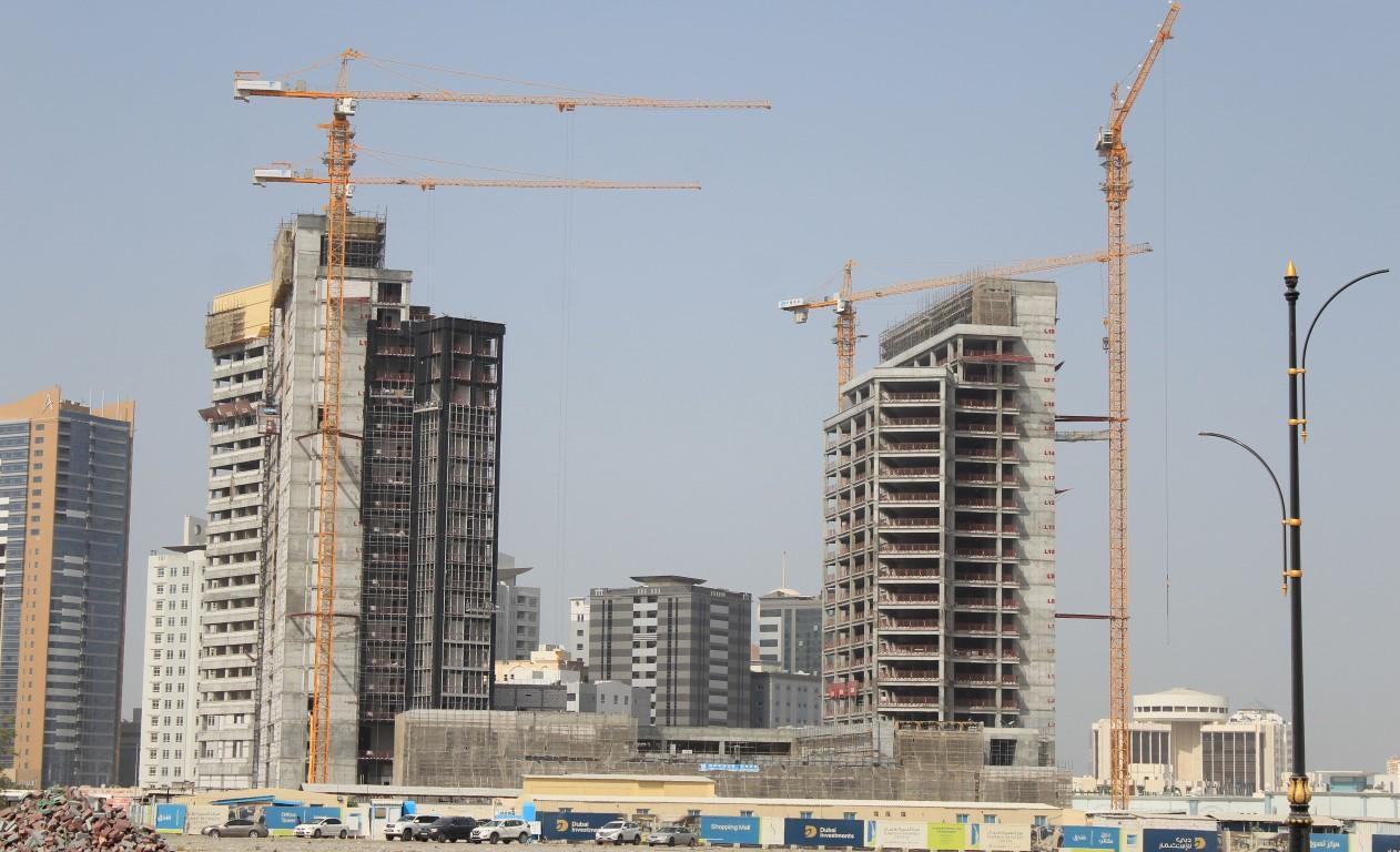 Emirates News Agency - WAM report: Key development projects