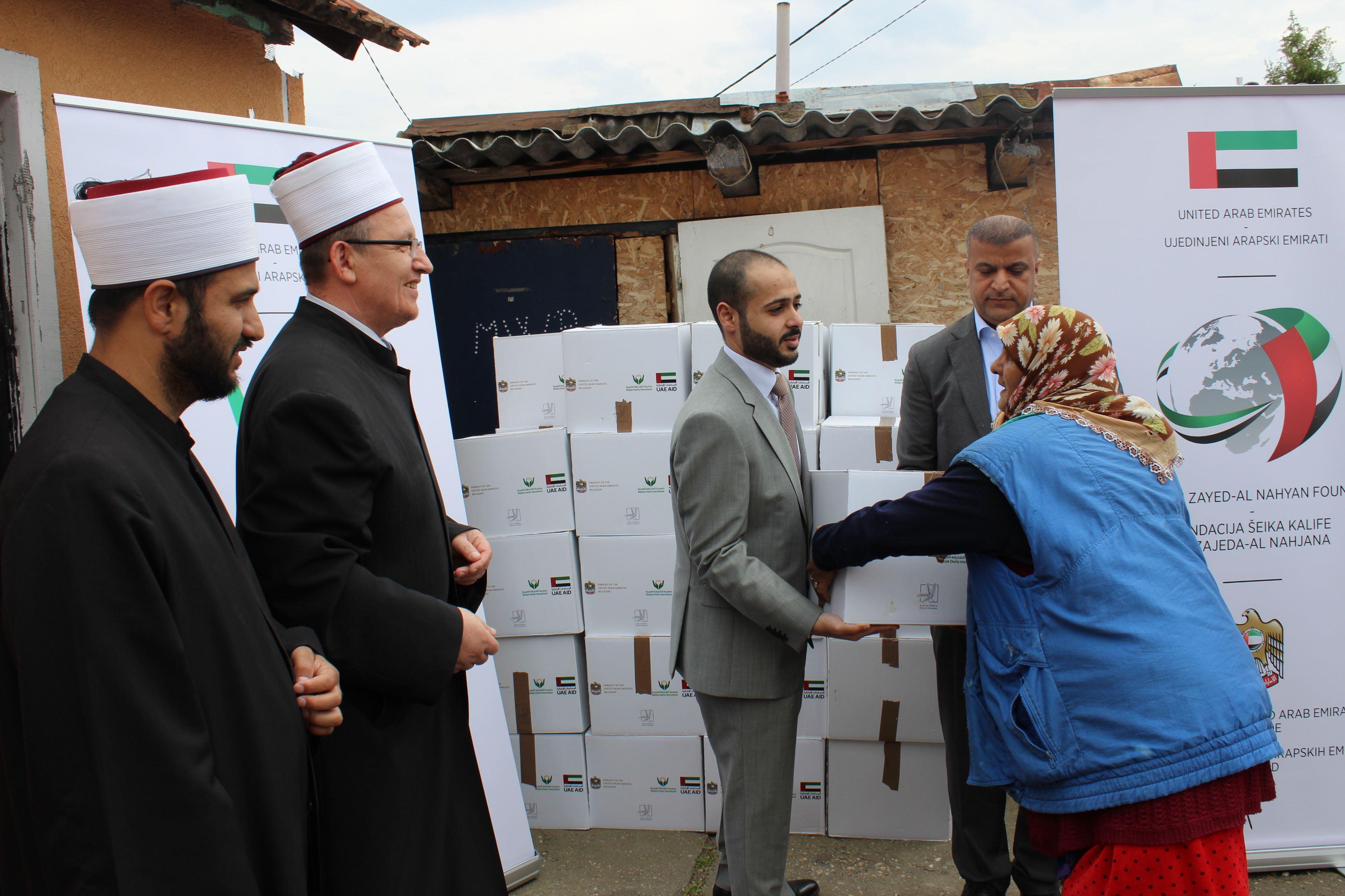 سفارات وقنصليات الدولة تواصل تنفيذ مشروع الإفطار الرمضاني 2019