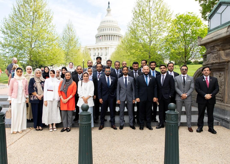 30 خبير اتصال حكومي يشاركون في زيارة لأهم المؤسسات الحكومية والإعلامية في واشنطن