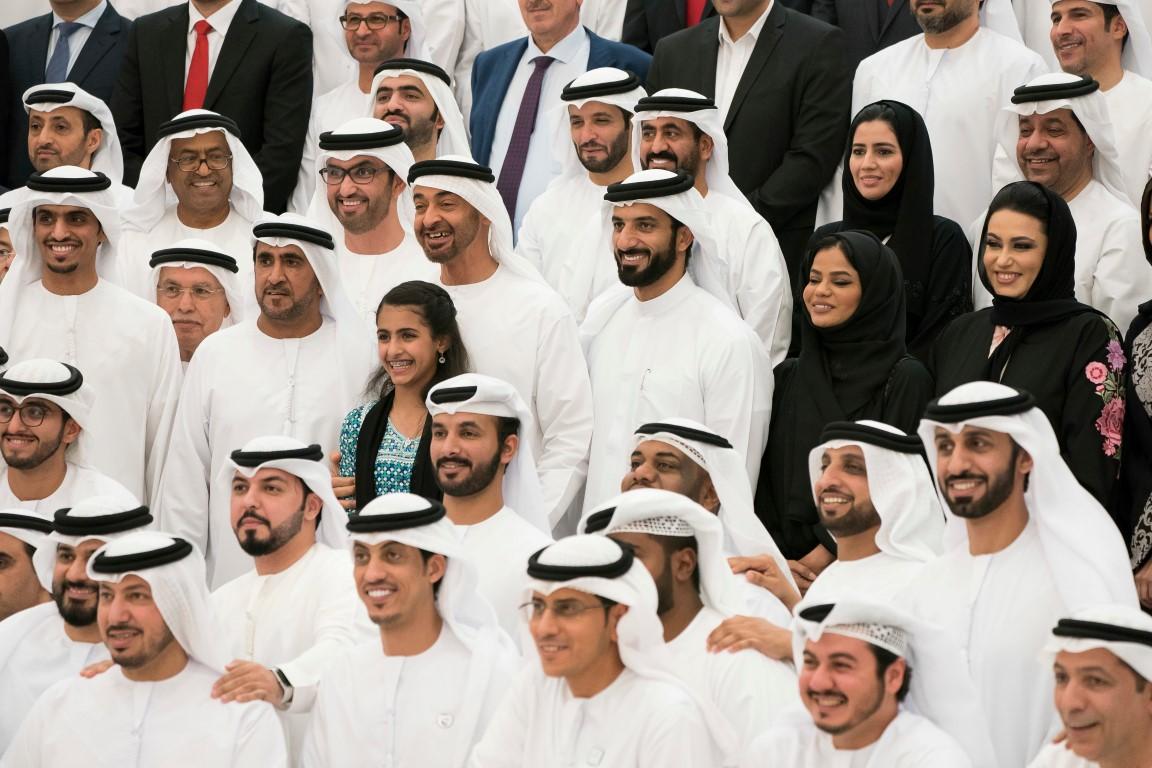 محمد بن زايد خلال لقائه الإعلاميين : الإعلام شريك أساسي في منظومة التنمية الوطنية الشاملة