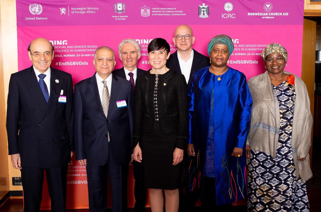 الإمارات تتعهد بمبلغ 10 ملايين دولار لدعم القضاء على العنف القائم على نوع الجنس و العنف الجنساني في حالات النزاعات