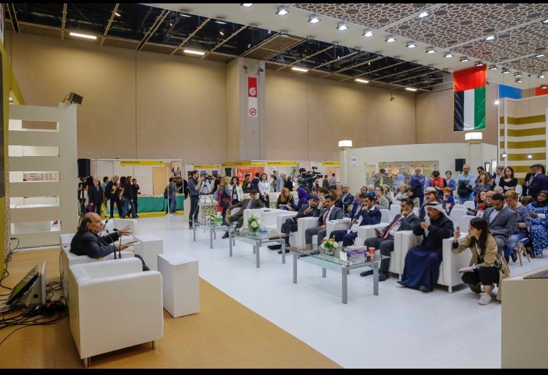 جلسات ثرية يحتضنها جناح الشارقة في معرض تورينو الدولي للكتاب