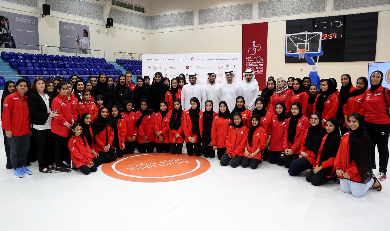 """""""الشارقة لرياضة المرأة"""" : 340 لاعبة من 25 فريقا في الدورة الرمضانية الـ 11"""