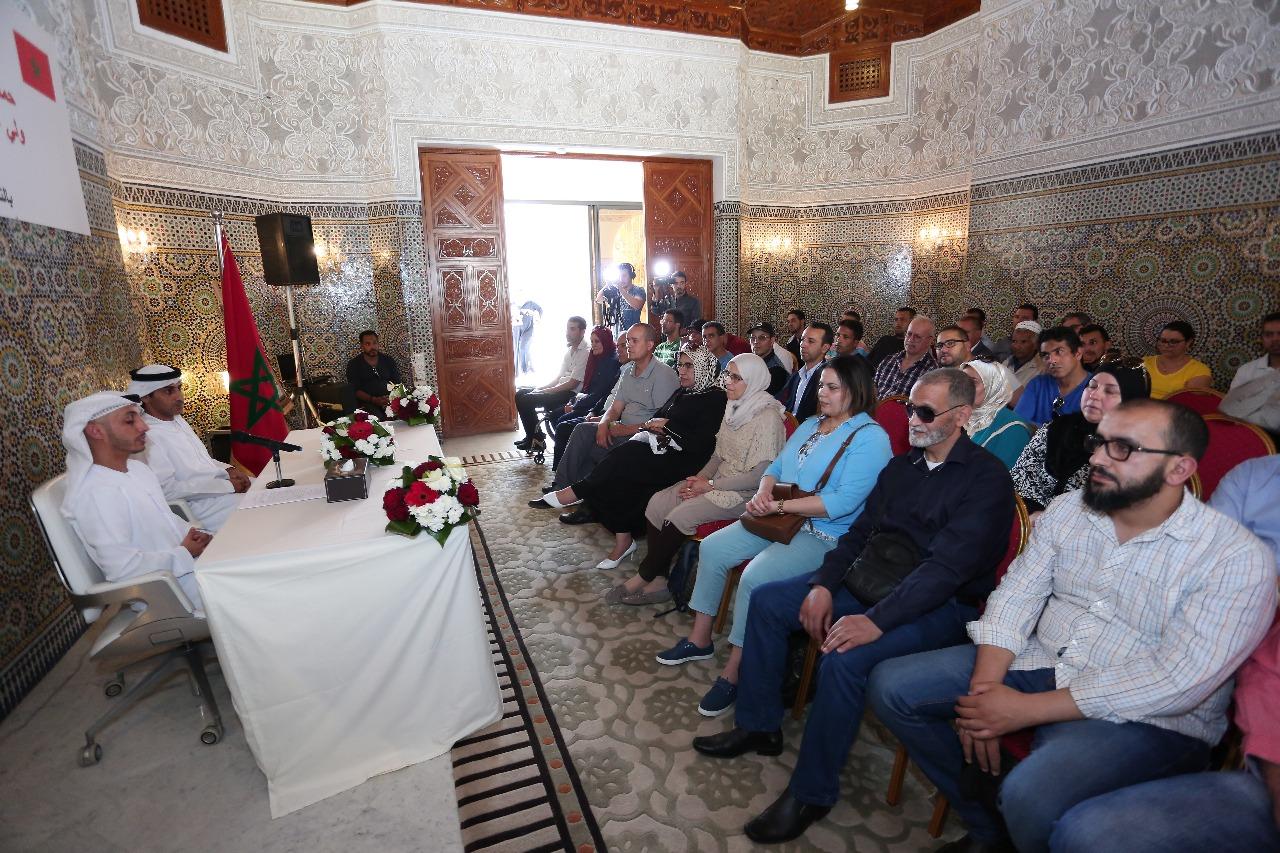 """انطلاق """"حملة محمد بن زايد لإفطار الصائم"""" في المغرب"""