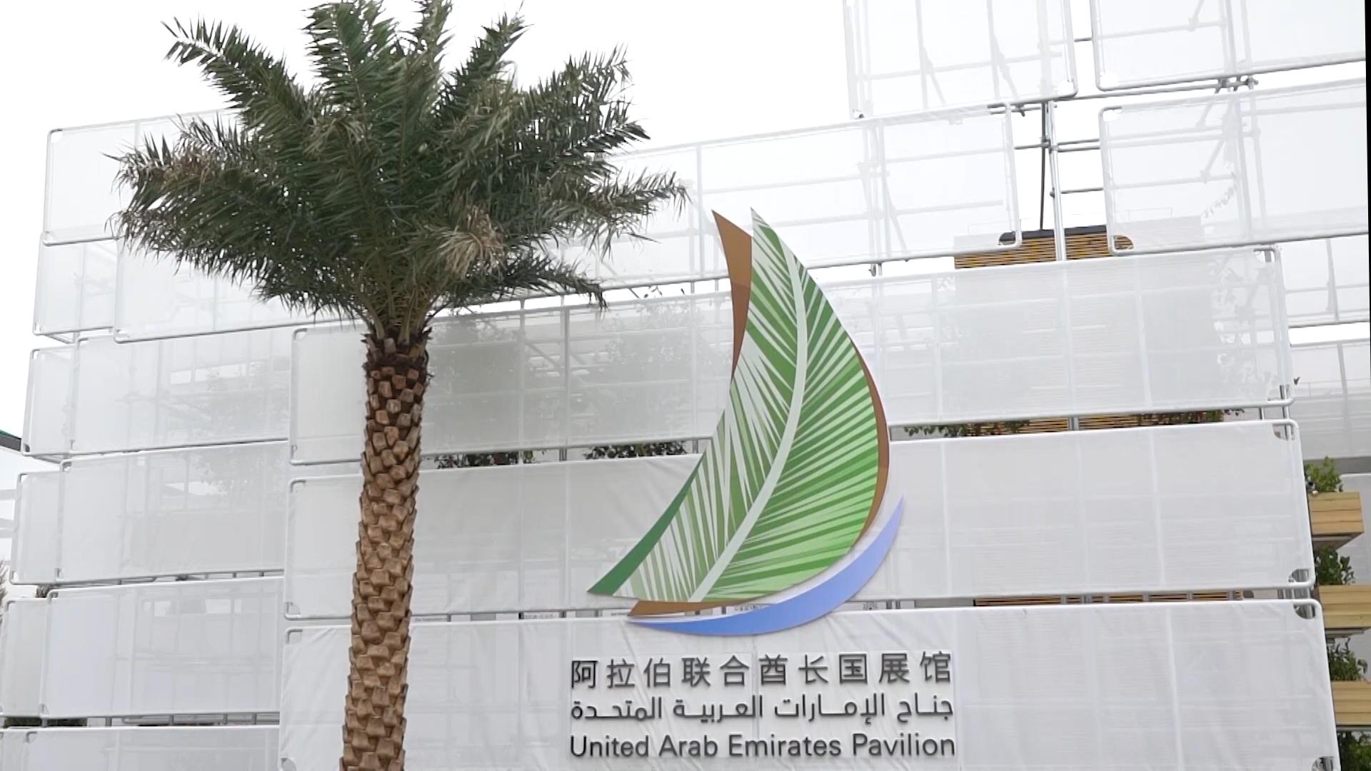"""تقرير مجتمعي/ جناح الإمارات في """" إكسبو بكين للبستنة """".. واجهة حضارية شاهدة على تطور القطاع الزراعي"""