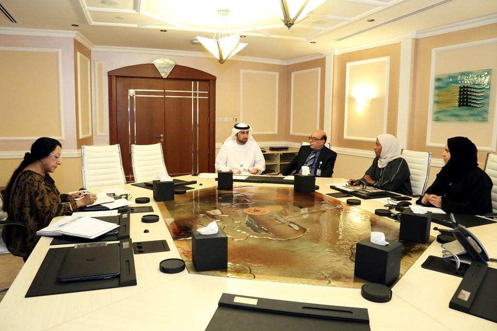 اللجنة العلمية بالأرشيف الوطني تقيم إصدارات عام التسامح