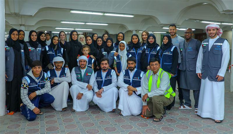 suqia volunteers participate in 'their suhoor is on us' initiative 2