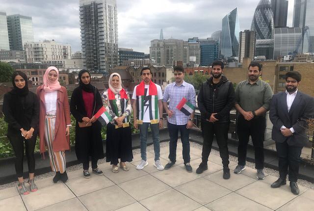 الطلبة المبتعثون: مذاق خاص للعيد في أرض الوطن