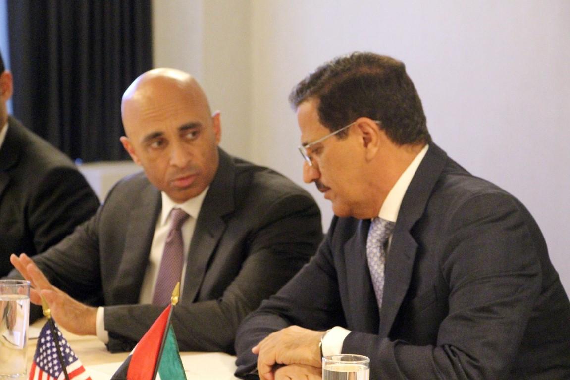 الإمارات والولايات المتحدة تؤكدان متانة العلاقات الاقتصادية والاستثمارية المشتركة