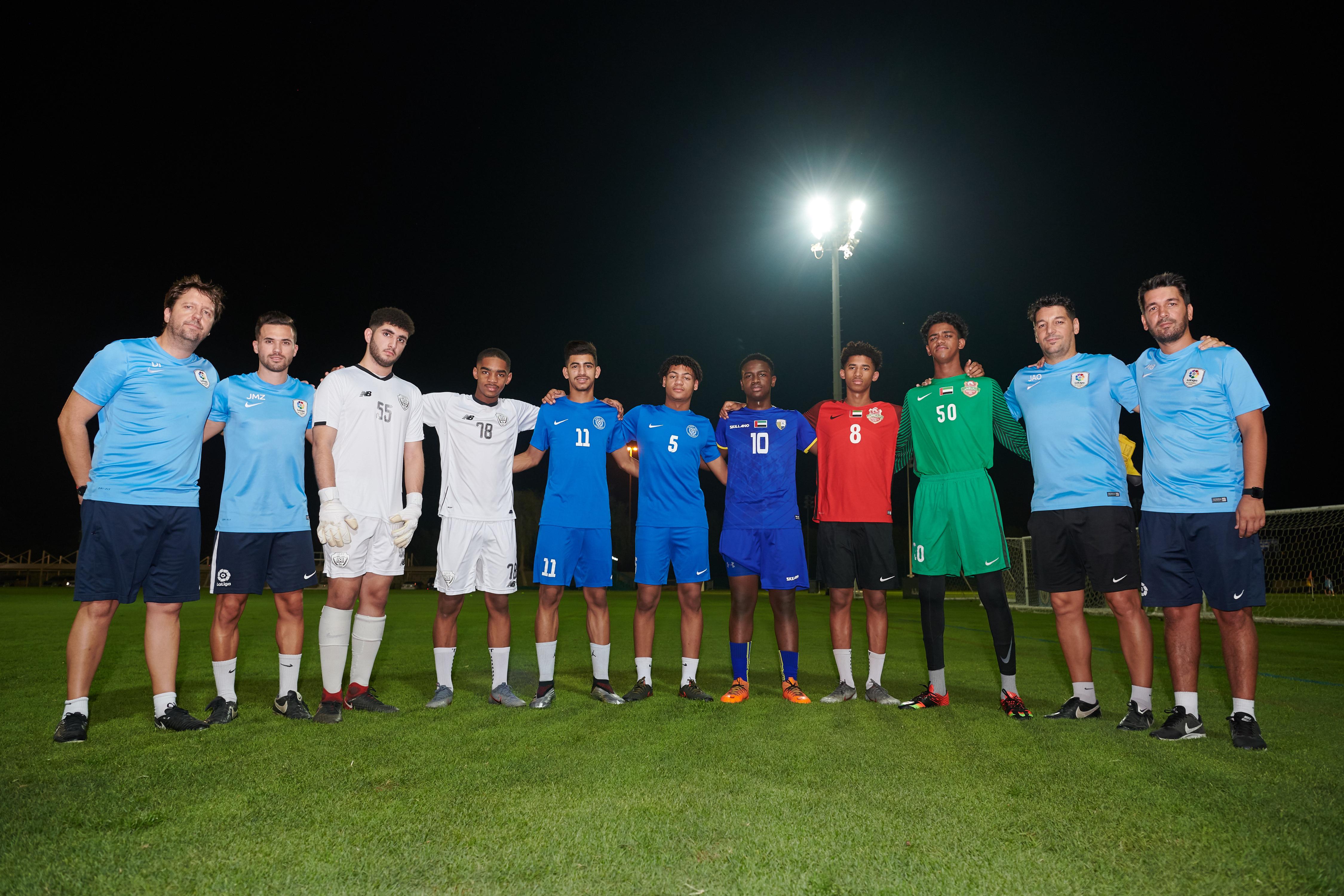إنطلاق برنامج مجلس دبي الرياضي لتطوير المواهب الشابة