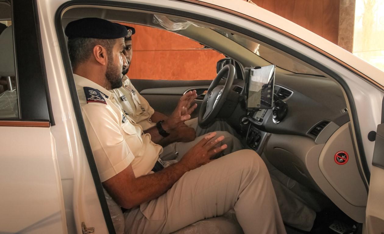 شرطة أبوظبي تطلق مشروع اختبار القيادة الذكي للحصول على رخصة قيادة