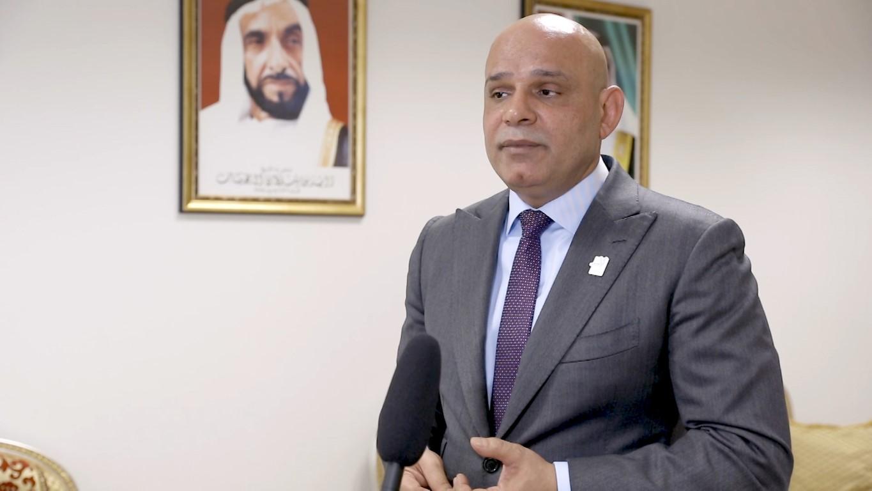 الأحمد : الشراكة بين الإمارات وألمانيا تاريخية ومبنية على الثقة