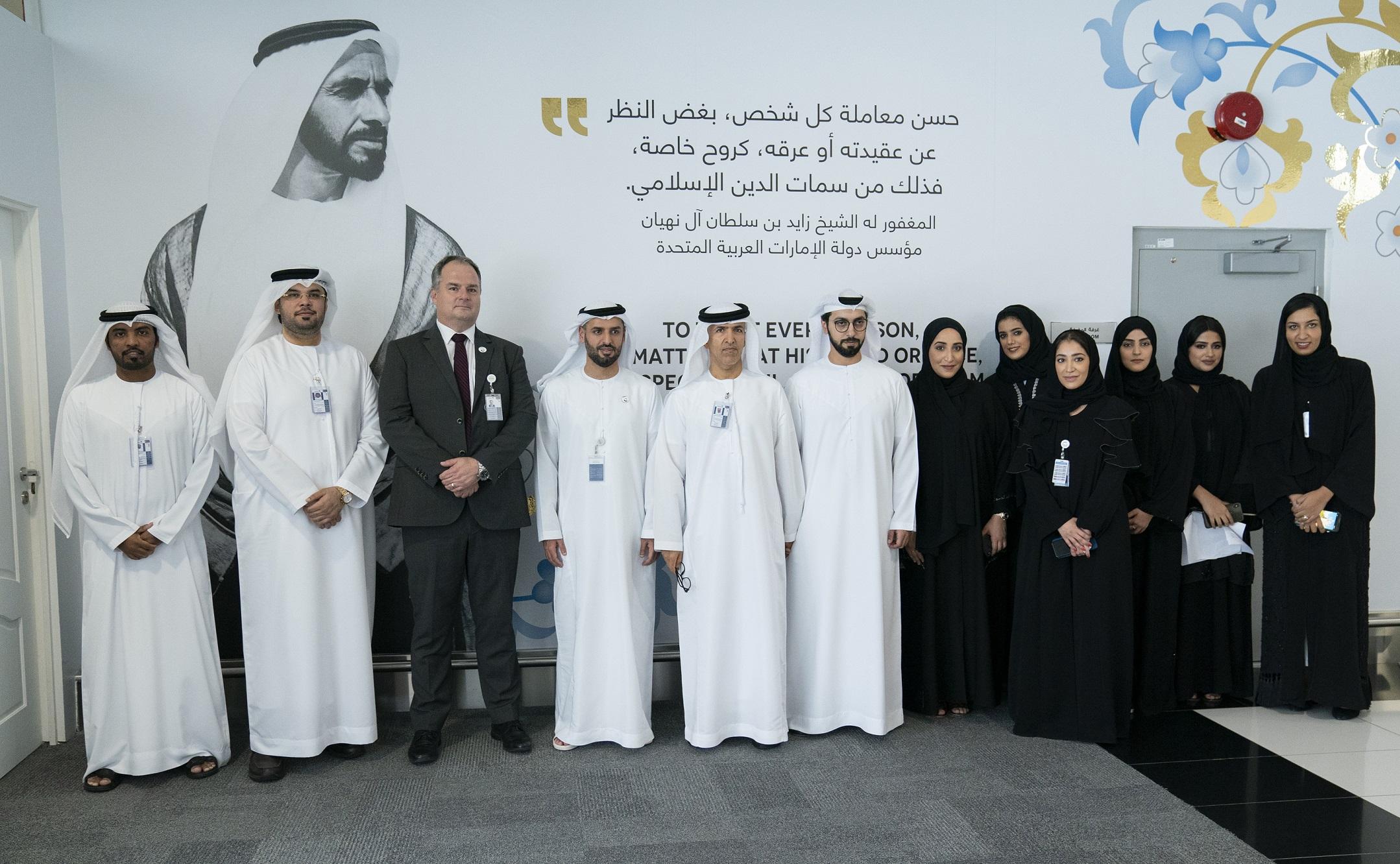 abu dhabi international airport officially opens multi-faith prayer room 1