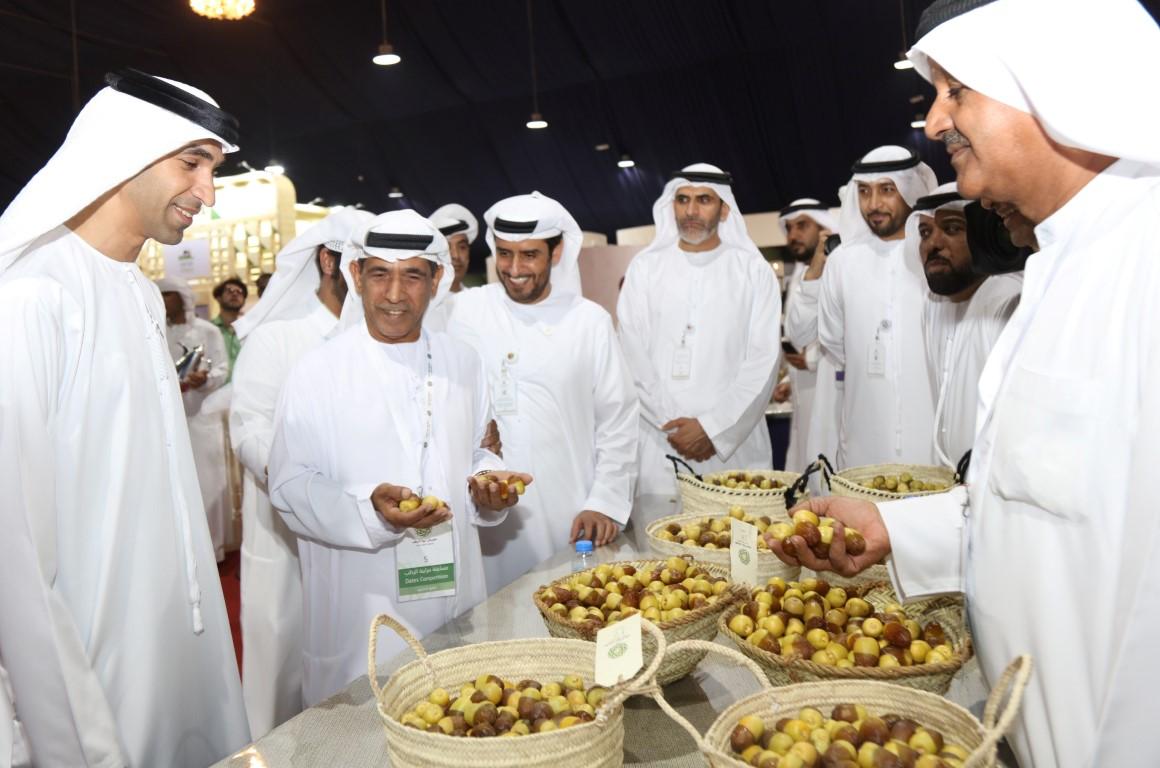 الزيودي : الإمارات ضمن أهم 5 دول حول العالم في إنتاج وتصدير التمور