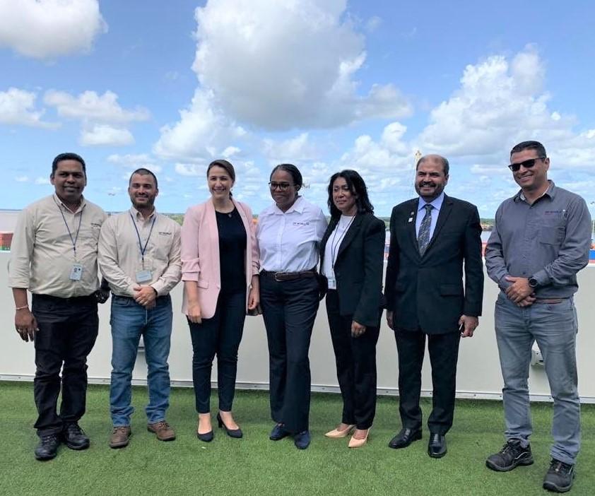 uae discusses food security agribusiness corridor with suriname, caribbean countries 2