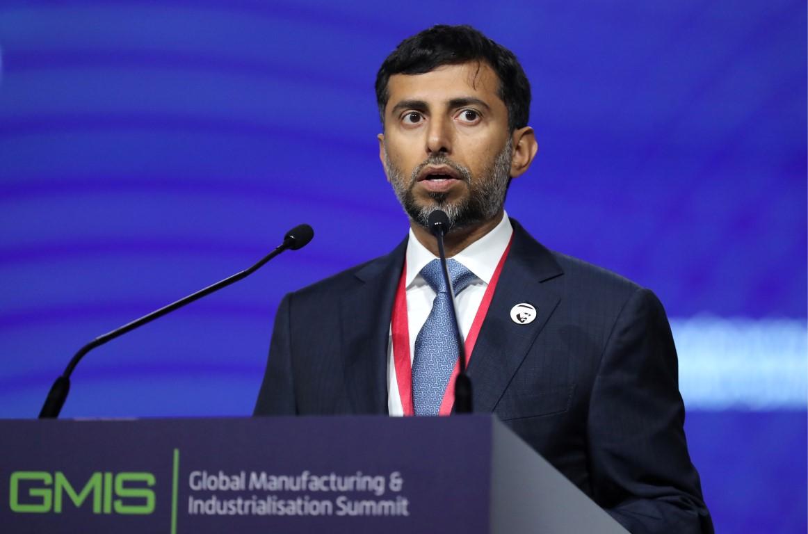 المزروعي يؤكد التزام الإمارات بإحداث تحول جذري في مستقبل قطاع الصناعة العالمي