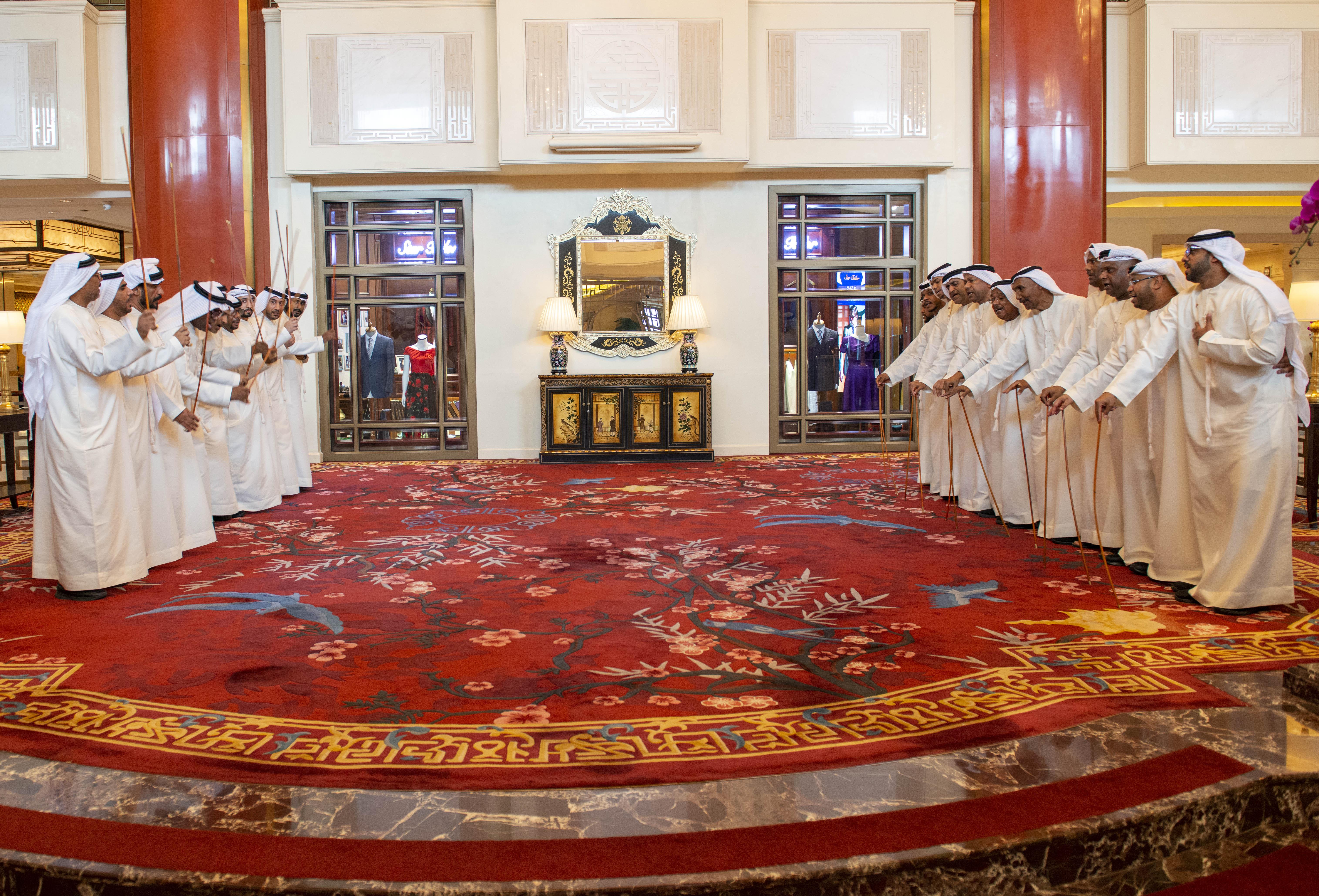 انطلاق أعمال المنتدى الإماراتي الصيني في بكين