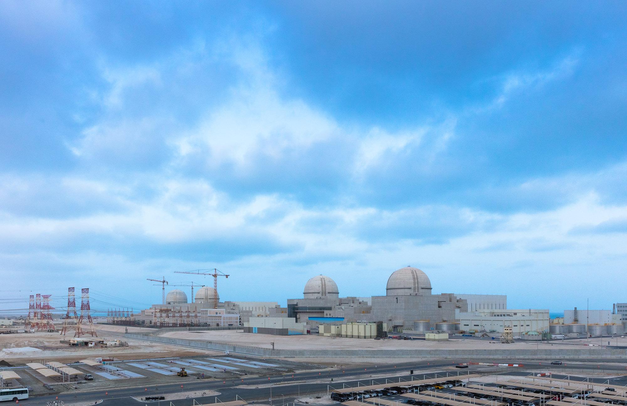 barakah nuclear energy plant- image 2