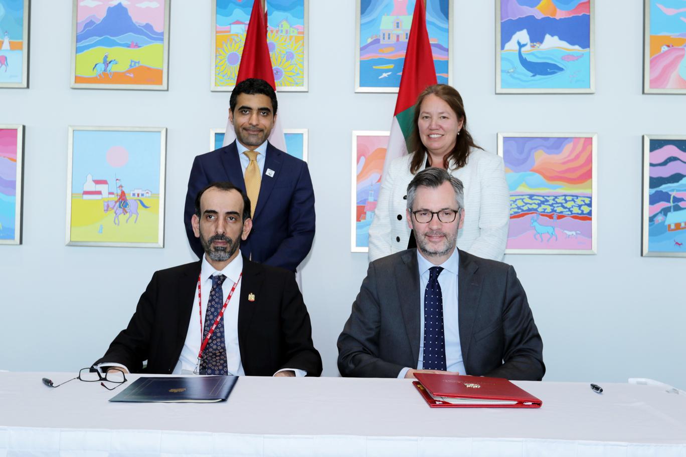 أوتاوا تستضيف الاجتماع الثاني للجنة القنصلية المشتركة بين الإمارات وكندا