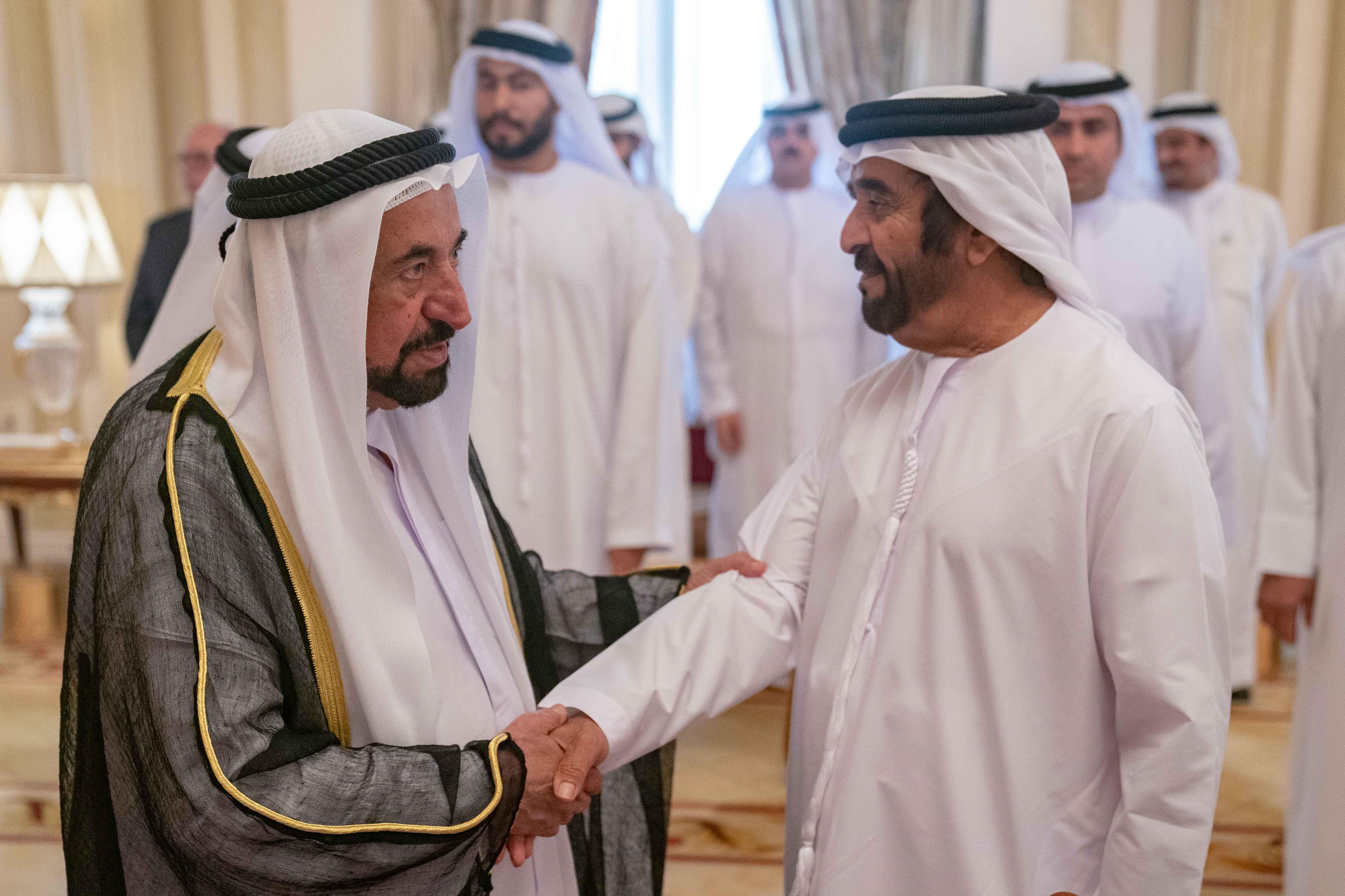 Emirates News Agency - Saif bin Mohammed offers condolences