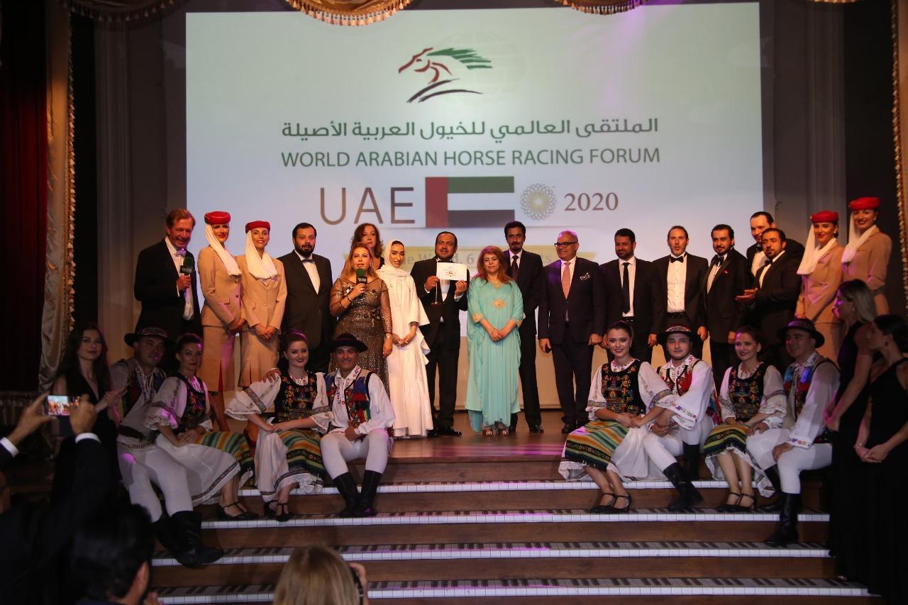 أبوظبي مدينة مضيفة للمنتدى العالمي لسباق الخيل العربي 2020