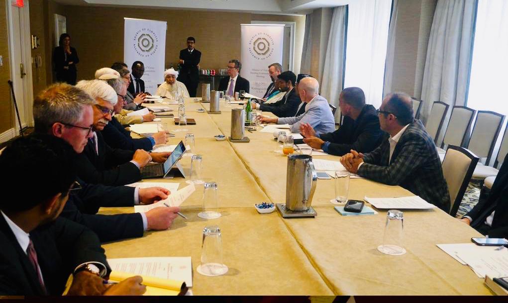 """منتدى تعزيز السلم يناقش منطلقات إعلان """"ميثاق حلف الفضول الجديد"""""""